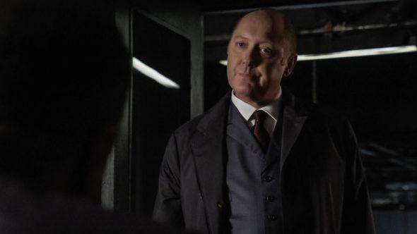 The Blacklist TV show on NBC: canceled or renewed for season 9?