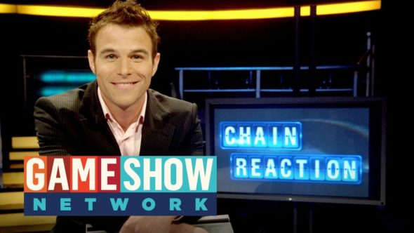 Chain Reaction TV Show on GSN: canceled or renewed?