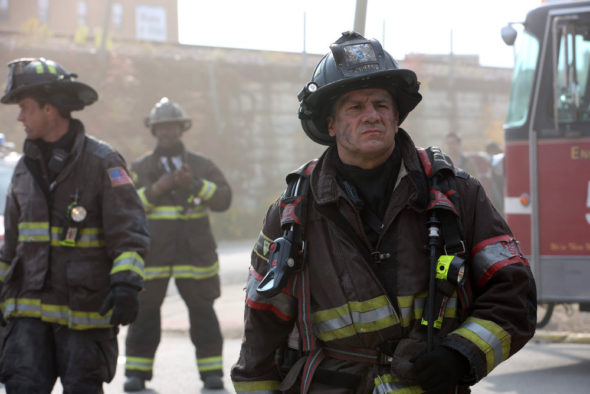 Chicago Fire TV show on NBC: canceled or renewed for season 10?