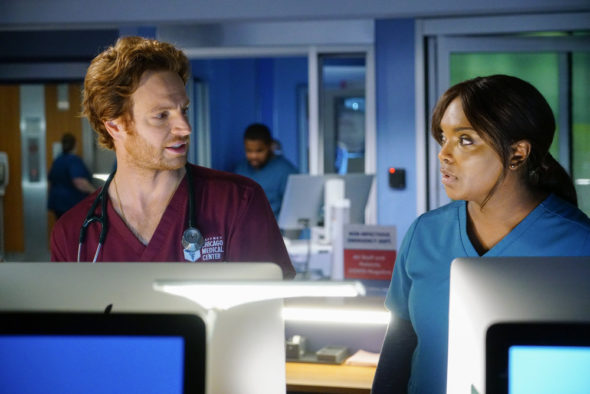 Chicago Med TV show on NBC: canceled or renewed for season 7?