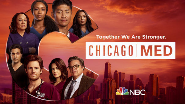 Chicago Med TV show on NBC: season 6 ratings