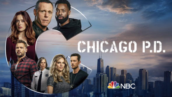 Chicago PD TV show on NBC: season eight ratings