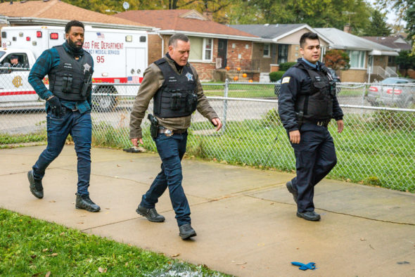 Chicago PD TV show on NBC: canceled or renewed for season 9?