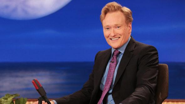 Conan TV show on TBS ending, no season 11