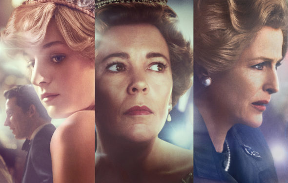 The Crown TV show on Netflix: canceled or renewed for season 5?