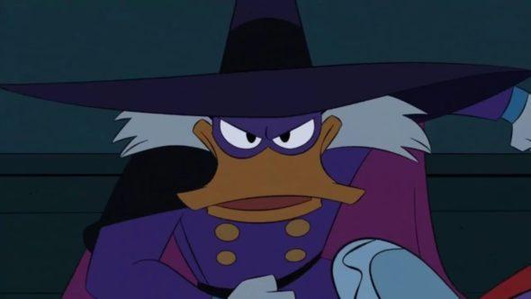 Darkwing Duck TV Show on Disney XD: canceled or renewed?