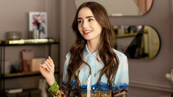 Emily in Paris TV show on Netflix: season 2 renewal