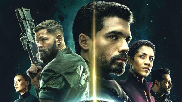 The Expanse TV show on Amazon Prime: season six renewal