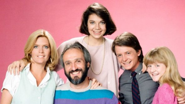 Family Ties TV show on NBC: canceled or renewed?