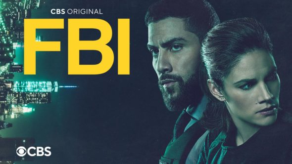 FBI TV show on CBS: season 3 ratings