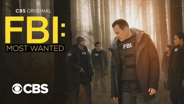 FBI: Most Wanted TV show on CBS: season 2 ratings