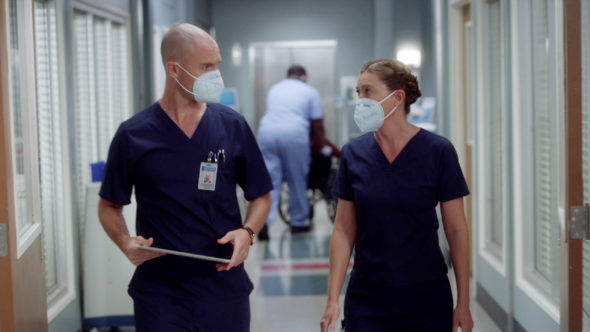 Grey's Anatomy TV Show on ABC: canceled or renewed?