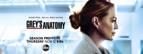 Grey's Anatomy TV show on ABC: season 17 ratings