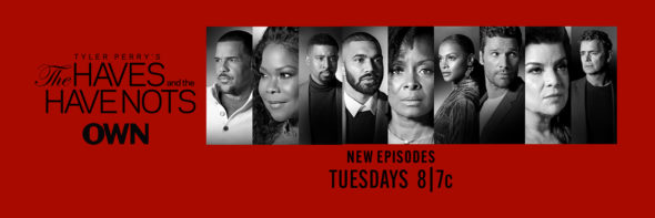 The Haves and the Have Nots TV show on OWN: season 8 ratings