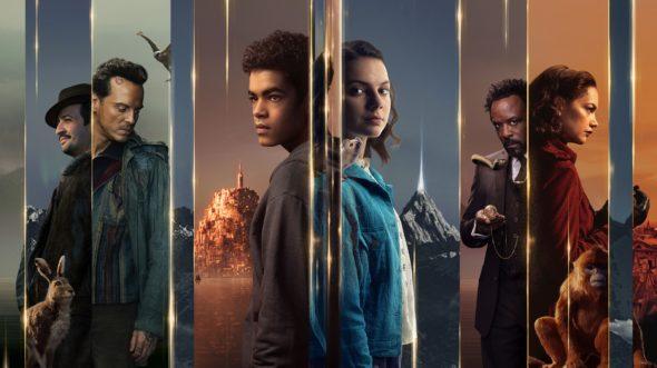His Dark Materials TV show on HBO: season 2 ratings