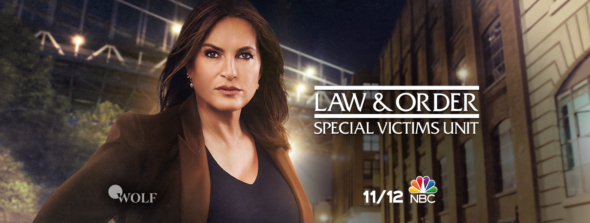 Law & Order: Special Victims Unit: season 22 ratings