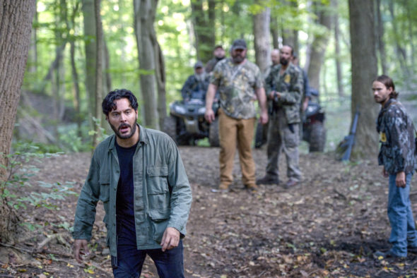 Manhunt TV show on CBS (Deadly Games): canceled or renewed?