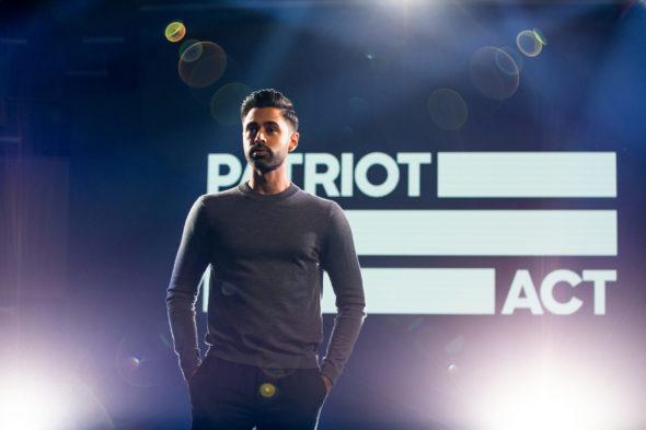 Patriot Act with Hasan Minhaj TV Show on Netflix: canceled or renewed?
