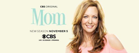 Mom TV show on CBS: season 8 ratings