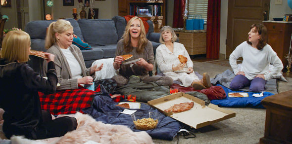 Mom TV show on NBC: canceled or renewed for season 8?