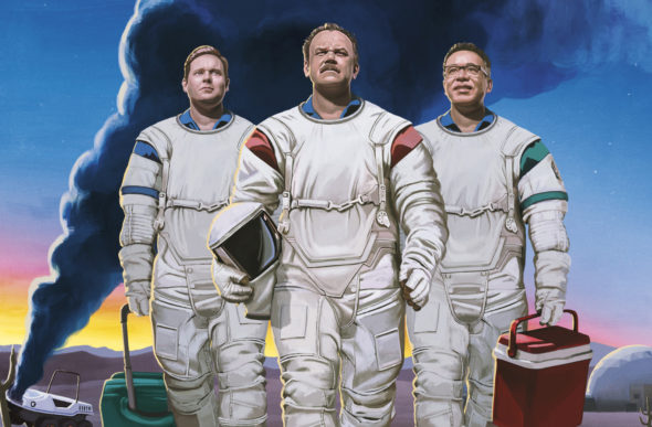 Moonbase 8 TV show on Showtime: canceled or renewed?