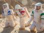 Moonbase 8 TV show on Showtime: season 1 ratings