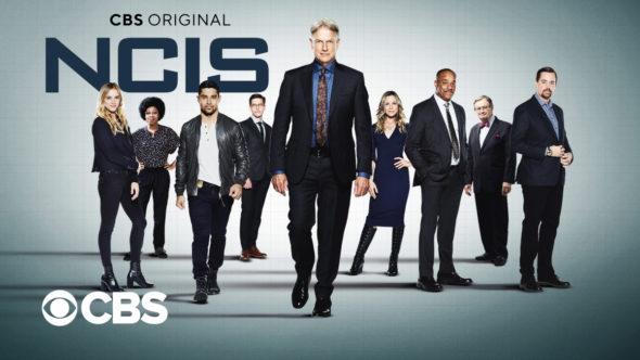 NCIS TV show on CBS: season 18 ratings