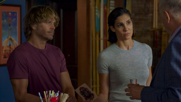 NCIS: Los Angeles TV show on CBS: canceled or renewed for season 13?