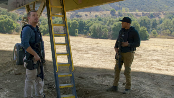 NCIS: Los Angeles TV show on CBS: canceled or renewed for season 13?