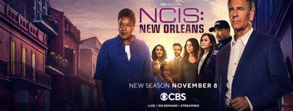NCIS: New Orleans TV show on CBS: season 7 ratings
