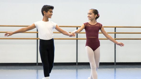 On Pointe TV Show on Disney+: canceled or renewed?