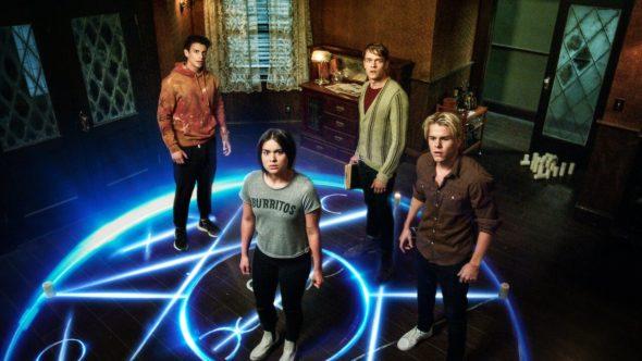 The Order TV show on Netflix: canceled, no season 3