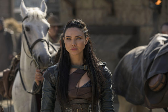 The Outpost TV Show on CW: canceled or renewed?