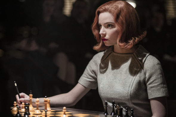 The Queen's Gambit TV Show on Netflix: canceled or renewed?