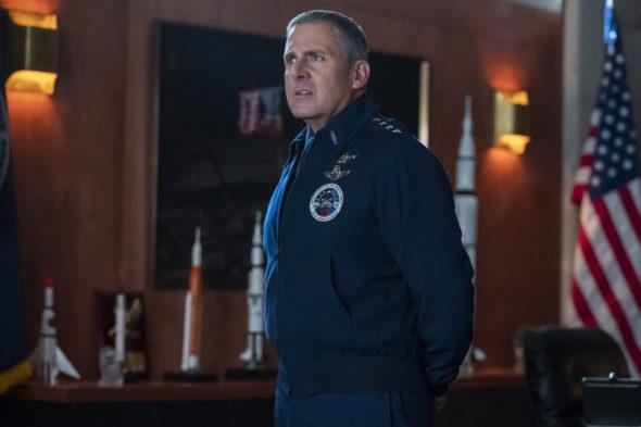 Space Force TV show on Netflix: season 2 renewal