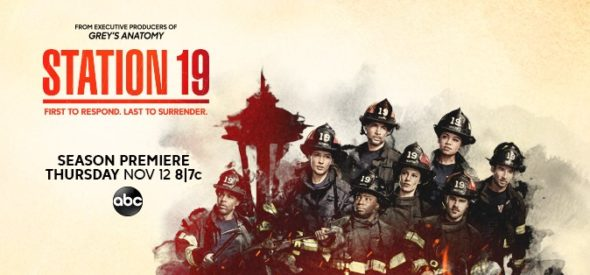 Station 19 TV show on ABC: season 4 ratings