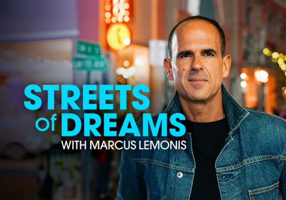 Streets of Dreams with Marcus Lemonis TV Show on CNBC: canceled or renewed?
