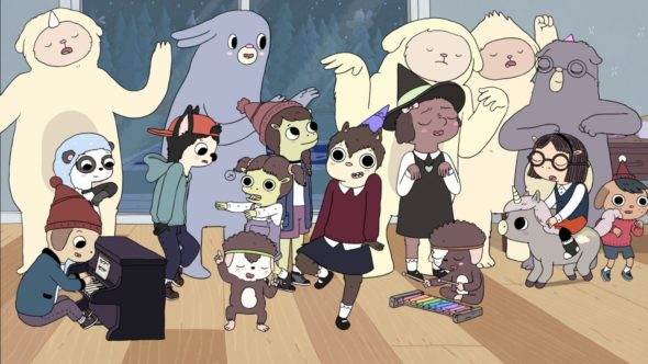 Summer Camp Island TV show on HBO Max: canceled or renewed?