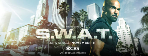 SWAT TV show on CBS: season 4 ratings
