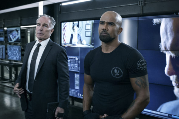 SWAT TV show on CBS: canceled or renewed for season 5?