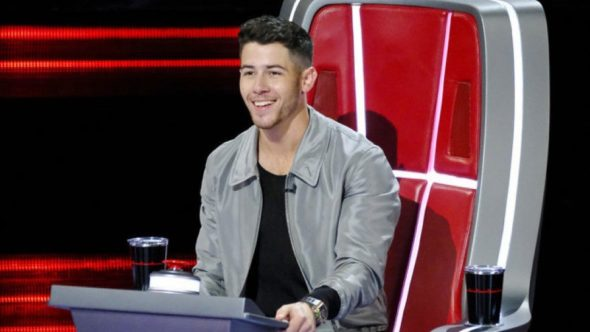 The Voice TV show on NBC: season 20 renewal with Nick Jonas returning