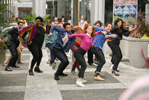 Zoey's Extraordinary Playlist TV show on NBC: season 2 premiere date