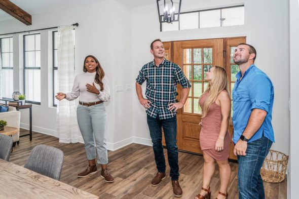 100 Day Dream Home TV Show on HGTV: canceled or renewed?