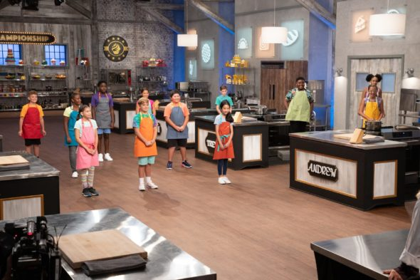 Kids Baking Championship TV Show on Food Network: canceled or renewed?