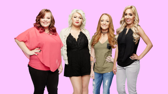 Teen Mom TV Show on MTV: canceled or renewed?
