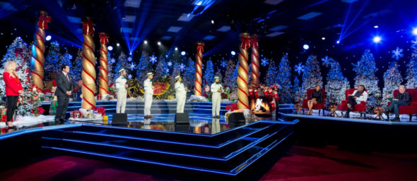 The Christmas Caroler Challenge TV show on The CW: canceled or renewed for season 3?