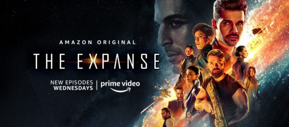 The Expanse TV show on Amazon Prime Video: canceled or renewed for season 6?