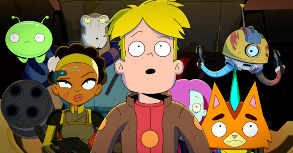Final Space TV show on Adult Swim: (canceled or renewed?)