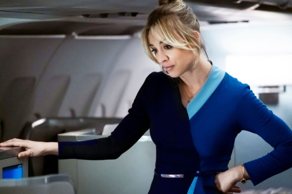 The Flight Attendant TV show on HBO Max: season 2 renewal