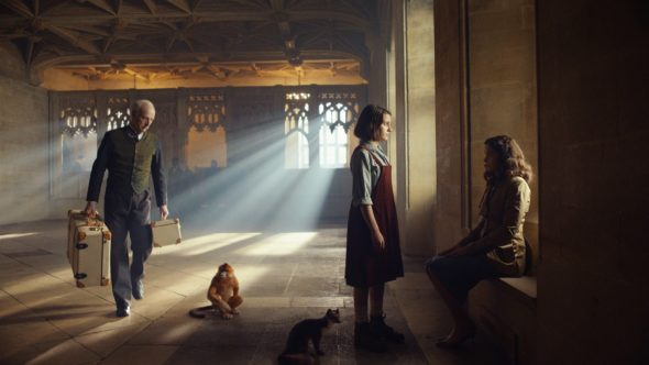 His Dark Materials TV show on HBO: (canceled or renewed?)